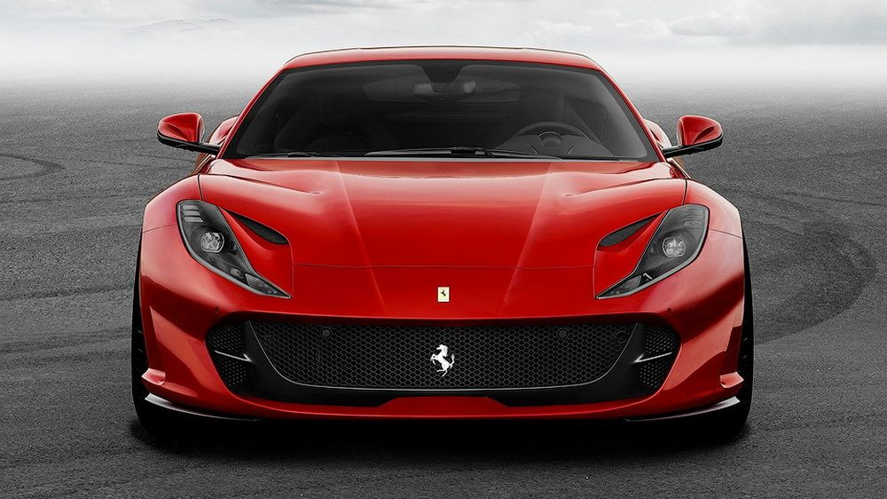 Самым быстрым Ferrari станет 812 Superfast